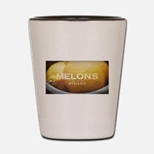 If life gives you MELONS you may be dys Shot Glass