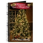 Romance Upon a Midnight Clear Journal