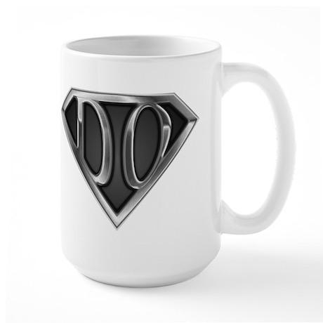 SuperDO(metal) Large Mug