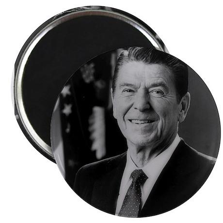 Ronald Reagan - 40th President Magnet