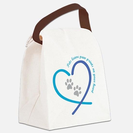 Unique Pets Canvas Lunch Bag