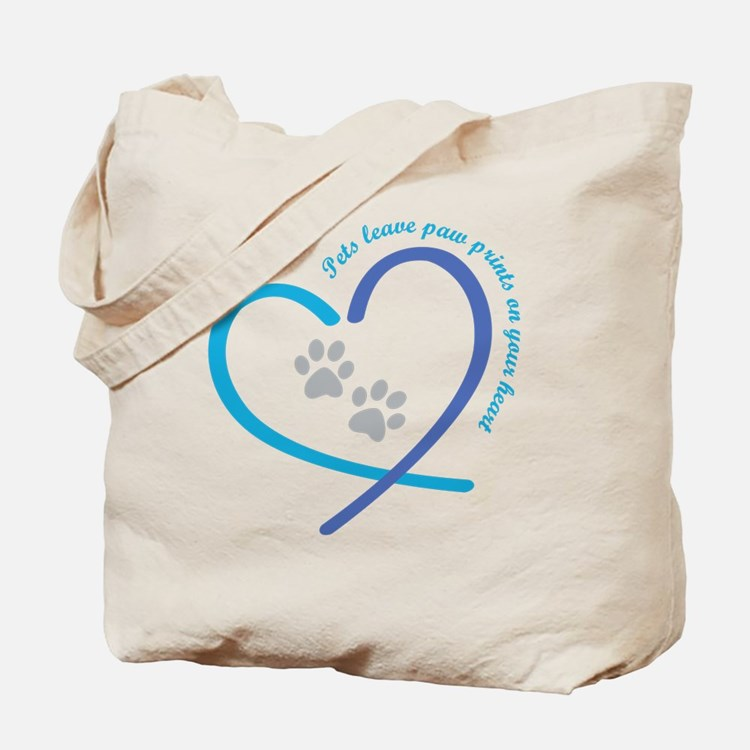 Cute Adopt a lab Tote Bag