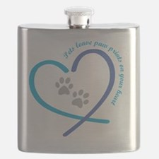Cute I love dogs Flask