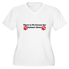 No Excuse-red T-Shirt