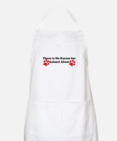 No Excuse-red BBQ Apron