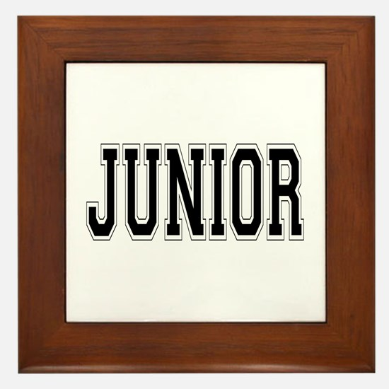 Junior Framed Tile