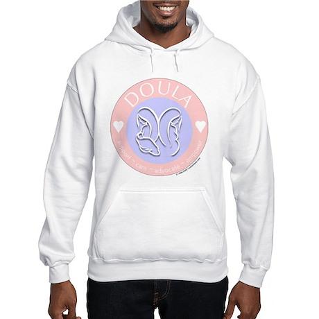 Doula ~ Caring Hooded Sweatshirt