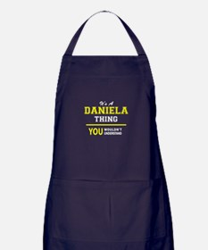 DANIELA thing, you wouldn't understan Apron (dark)