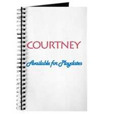 Courtney - Available For Play Journal