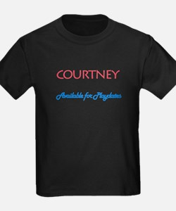 Courtney - Available For Play T
