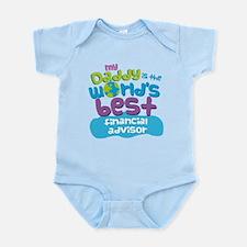 Financial Advisor Gifts for Kids Onesie