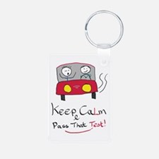 Cute Pass Keychains