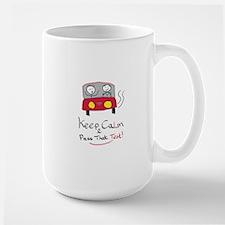 Keep Calm Driving Test 2 Mugs