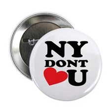 NY Loves You Button