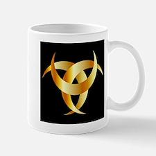 Horned Triskele- The horn of Odin Mugs