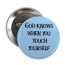 God Knows Button