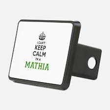 MATHIA I cant keeep calm Hitch Cover