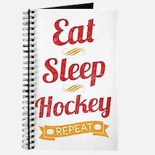 Eat, Sleep, Hockey, Repeat Journal