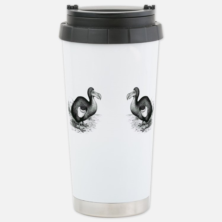 Cute Dodo bird Travel Mug