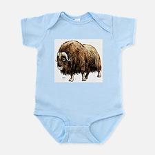 Musk Ox Artic Infant Creeper