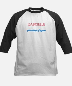 Gabrielle - Available For Pla Tee