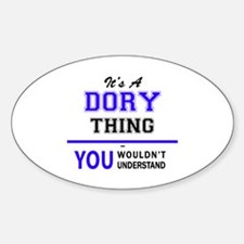 It's DORY thing, you wouldn't understand Decal