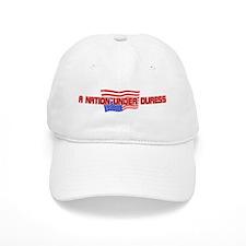 A Nation Under Duress Baseball Cap