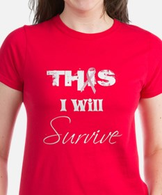 THIS I Will Survive Tee