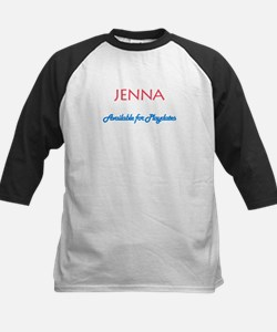 Jenna - Available For Playdat Tee