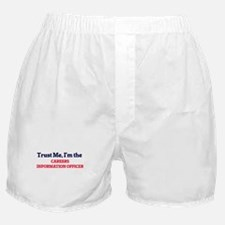 Trust me, I'm the Careers Information Boxer Shorts