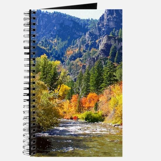 Wood camp Journal