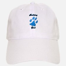 Bulldog Dad3 Baseball Baseball Cap