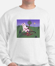 Patches at the Playground Sweatshirt