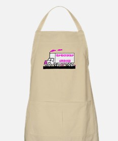 Trucker Bitch Shirt and Gift BBQ Apron