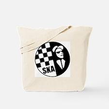 Ska Rude Boy and Rude Girl Tote Bag
