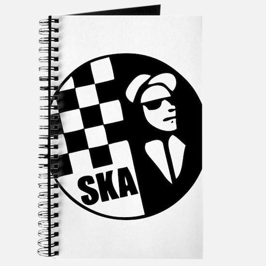 Ska Rude Boy and Rude Girl Journal