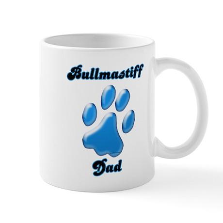 Bullmastiff Dad3 Mug