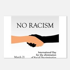 Cute Human rights day Postcards (Package of 8)