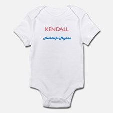 Kendall - Available For Playd Infant Bodysuit