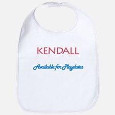 Kendall - Available For Playd Bib