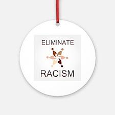 Unique Human rights Round Ornament