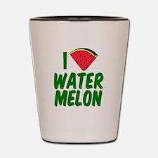 Watermelon Love Shot Glass