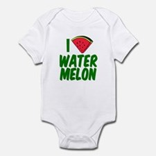 Watermelon Love Infant Bodysuit