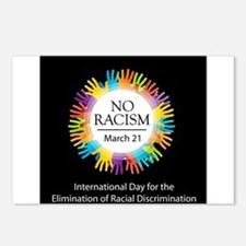 Unique Human rights day Postcards (Package of 8)