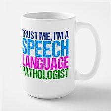 Trust Me SLP Large Mug