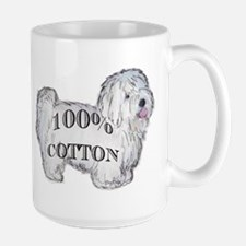 100% Cotton Mugs