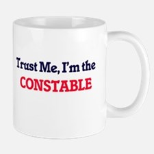 Trust me, I'm the Constable Mugs