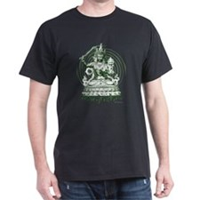 Manjushri God of Divine Wisdom T-Shirt
