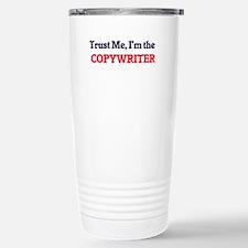 Trust me, I'm the Copyw Stainless Steel Travel Mug