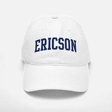 ERICSON design (blue) Baseball Baseball Cap